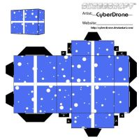 Cubee - Xmas Present 'Ver7' by CyberDrone