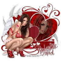 Valentine Cupid by biene239