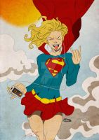Rocking Day (Supergirl Rocks! by *guinnessyde) by GTR26