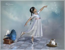 The Bunny Vals by fkdesign