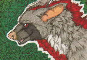 .:ACEO Trade - Kira:. by WaywardLycan
