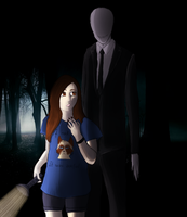 That Slender Thing? by kekerica1
