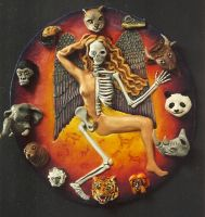 Endangered Species Clock by jessica-romero