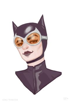 Catwoman by Iona-Vorster