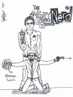 AVGN and NC Line Art by KashianXanthe