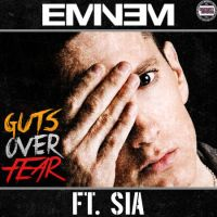 Eminem Guts Over Fear iTunes Cover by AY by AyBenoit12