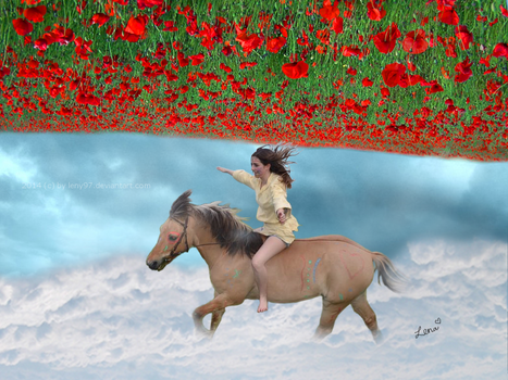 wild passion - for Lilli by Calitha-Lena