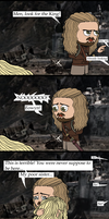 LOTR: Something In My Eye... by Kumama
