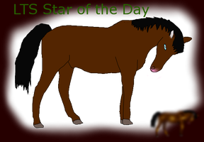 LTS Star of the Day by MichelleTheCat