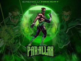 Parallax by Superman8193