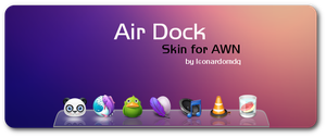Air Dock for AWN by leonardomdq