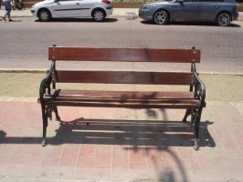 stock bench by xSunnyCloudx