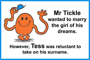 Mr Tickle by friartuck40
