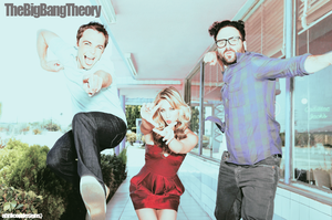 The BigBangTheory by AbrilCorpDesigns