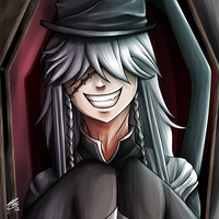 The Undertaker -Black Butler- by catc0617