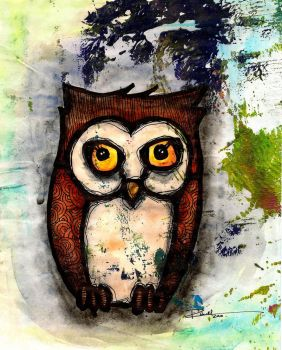 Owl by reavel