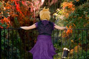 Kingdom Hearts: Halloweentown Roxas III by xXSnowFrostXx