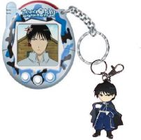 Roy mustang in tamagotchi 2 by Sakakikala