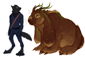 Moss - Ref by TheLionMedal