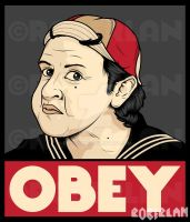 Obey Quico by roberlan