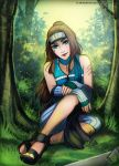 Adult Yogiri in the forest by AkinaSilver