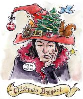 Christmas Boggart by cabepfir