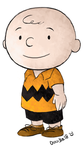 Classic 1950's Charlie Brown by Doodlz18