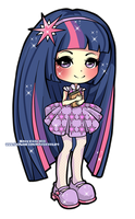 Twilight Sparkle by Minty-Kitty-Art