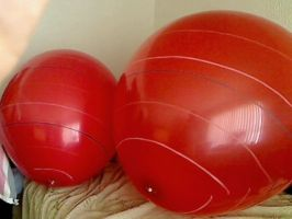 Brazilian  balloons 36 and  25 inch by billoon45