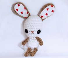 Kawaii Bunny Pattern 2 by candypow