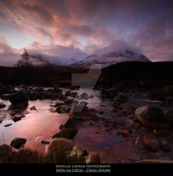 Sron na Creise _ Creag Dhubh by DL-Photography