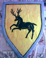 Lionel Baratheon Shield Front1 by Lord-Omega83