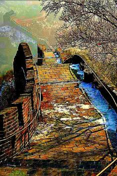 The Great Wall of China by IanHarryWebb