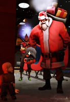 Merry Christmas little man! by suijingames