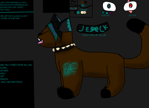 Jeckles Refence(updated) by JeckleScourge