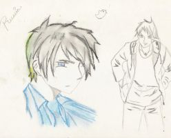A few Sketches of Prussia by GizmoJax