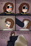 The One-Eyed Queen [Page 3/6] by TobyMcDee