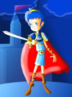 Old School Marth by ratscout