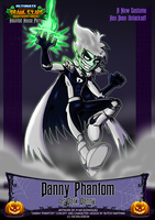 Nicktoons - Danny Phantom (Halloween Costume) by NewEraOutlaw