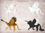 Tytocat Adoptables - OPEN by Scutterland