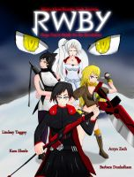 RWBY: Hope You are Ready For The Revolution! by RunnerGuitar