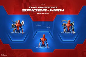 The Amazing Spider-Man Icon Pack by A-Gr