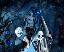 The Corpse Bride by amazinglife2011