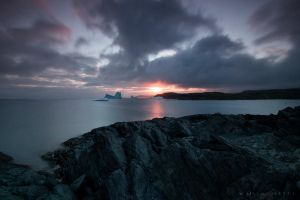 Goose Cove, Newfoundland by ellegottzi