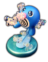 Poliwag Used Bubble!