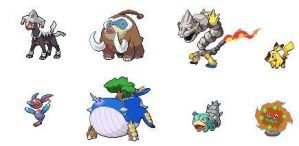 Pokemon Fusions 3 by dinohunter9
