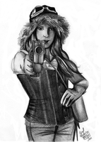 Steampunked Winter by PeaceMakerSama