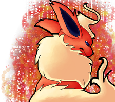 Flareon by Glyon
