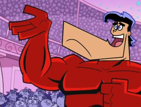 Crimson Chin (without Mask) by Cookie-Lovey