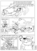 EvsK.R collab page 10 by gagaman92